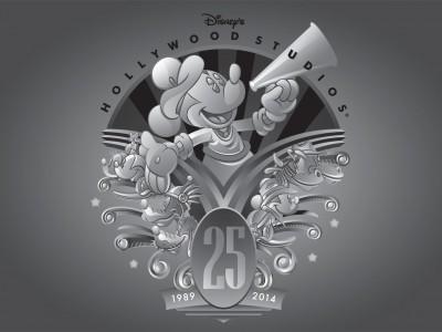 Disney's Hollywood Studios 25th Anniversary Event