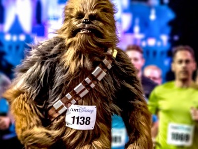 Disney Star Wars Half Marathon