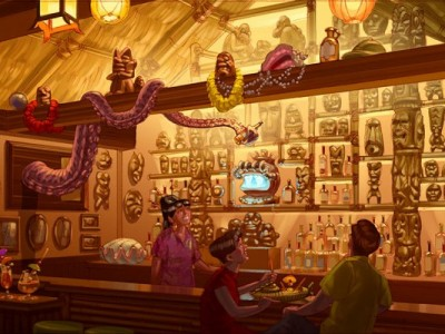 Club Disney and Trader Sam's Coming to Disney's Polynesian Village Resort