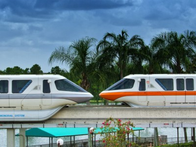 Walt Disney World Summer Monorail Changes
